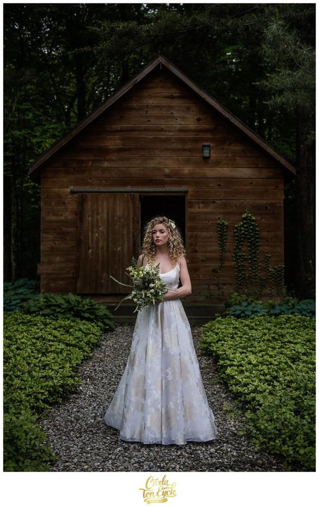 Full skirt wedding gown from Everthine Bridal at Chatfield Hollow, Killingworth CT